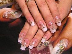 Как накрасить ногти