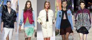 Модные женские куртки 2014