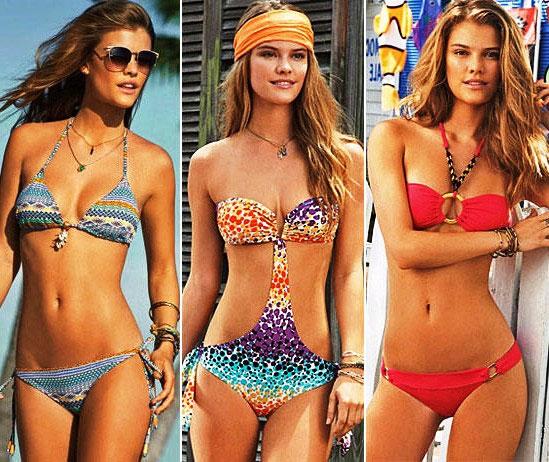 Самые Модные Купальники 2014