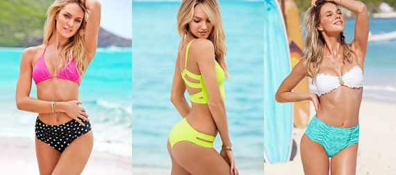 Пляжная мода 2014