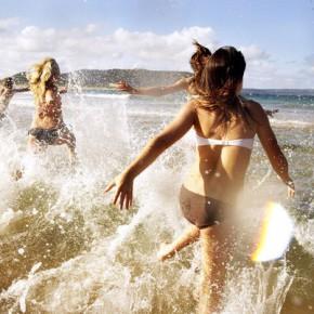 как провести лето