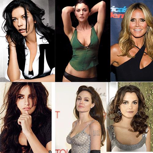 Самые красивые девушки мира 2014 года
