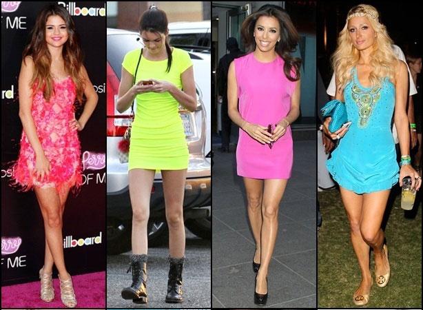 Мода для лета: платья