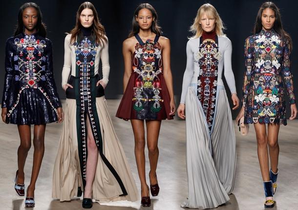 Модные тенденции зимы 2014-2015