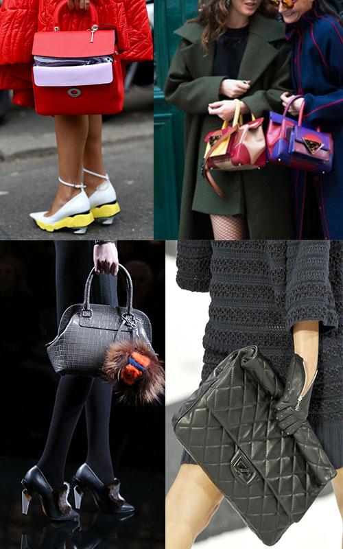 Модные сумки 2015 года