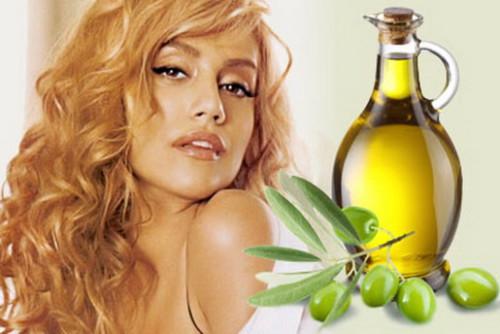 """""""Оливковый витаминчик"""" для лица"""