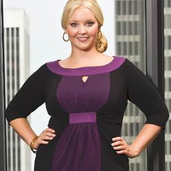 Купить красивое платье для пышнотелой дамы больше не проблема!