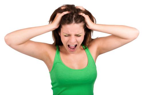 Истерический невроз. Причины и симптомы недуга.