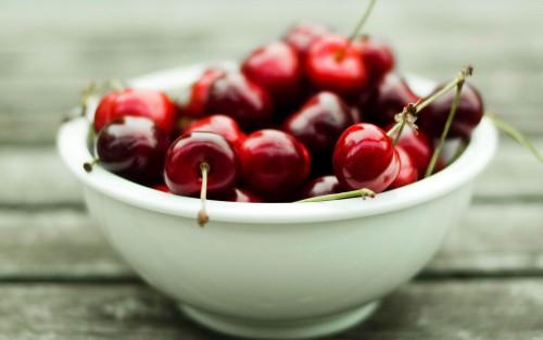 Принципы здорового питания. Полезные свойства вишни.