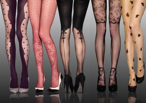 Как выбрать женские колготы.