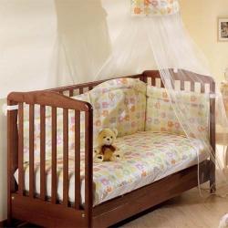 Как выбрать безопасную конструкцию кроватки для младенца