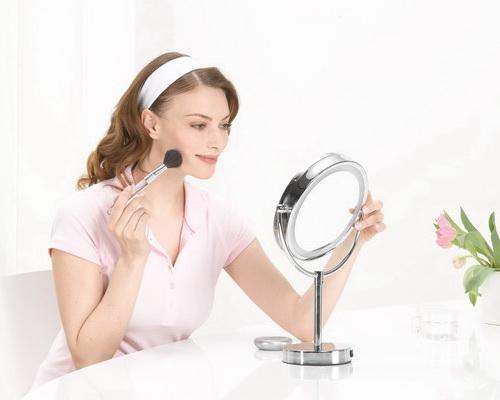 Косметические зеркала: разновидности, совету по выбору