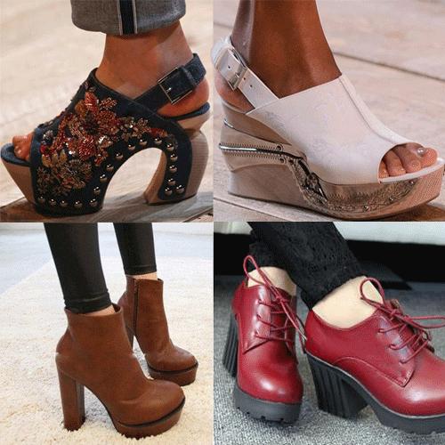 Модная женская обувь. Весна лето 2016